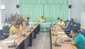 ประชุมคณะบริหาร พนักงาน และพนักงานจ้าง ประจำเดือนพฤษภาคม 2562