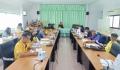การประชุมคณะบริหาร และสมาชิกองค์การบริหารส่วนตำบลดงเย็น ประจำเดือนพฤษภาคม 2562