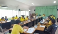 การประชุมคณะกรรมการกองทุนหลักประกันสุขภาพตำบลดงเย็น ประจำเดือนพฤษภาคม 2562