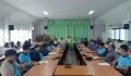 การประชุมคณะบริหาร พนักงาน และพนักงานจ้าง ประจำเดือนกันยายน 2562